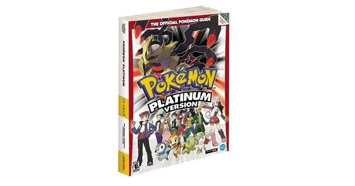 Pokemon Heartgold Prima Guide Pdf