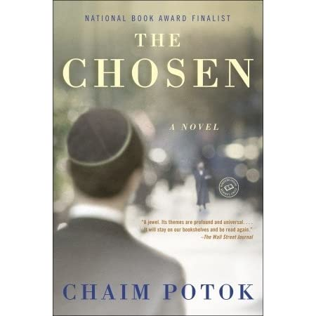 an analysis of the novels of mr chaim potok The chosen by chaim potok home / literature / the chosen / character analysis you might be wondering what the deal is with the women in this novel.