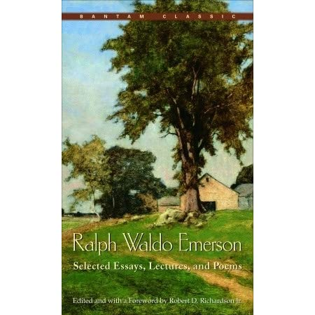 selected essays lectures and poems by ralph waldo emerson