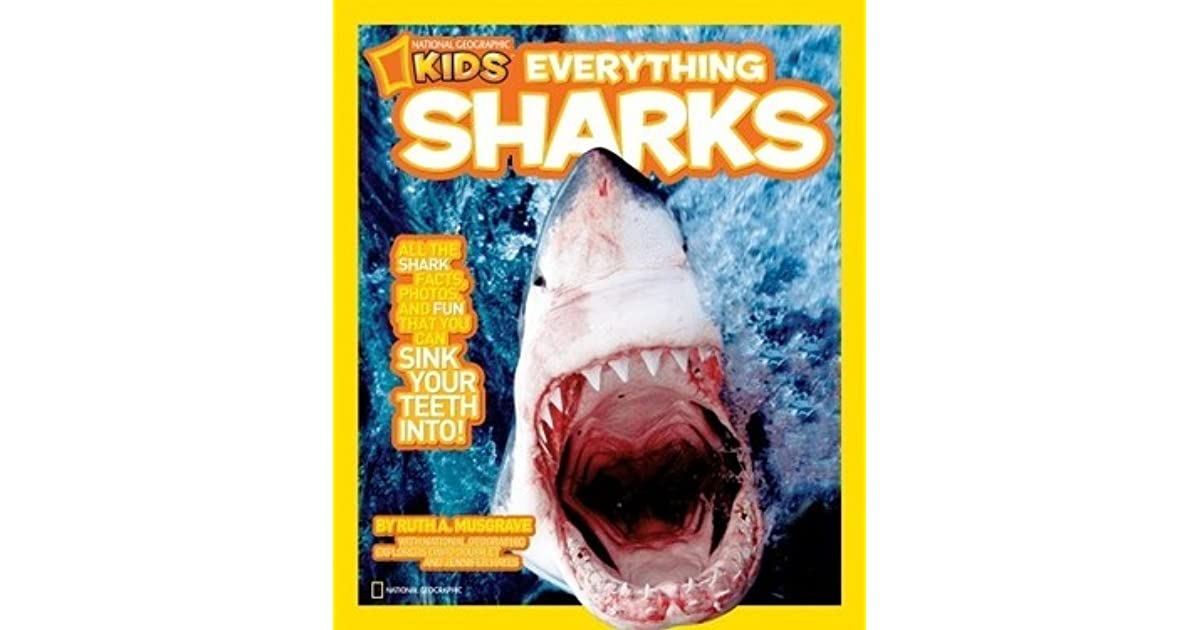 Everything Sharks All The Shark Facts Photos And Fun
