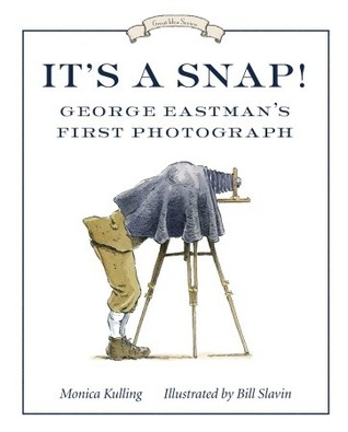 It's a Snap! George Eastman's First Photo