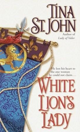 White Lion's Lady (Warrior, #1)