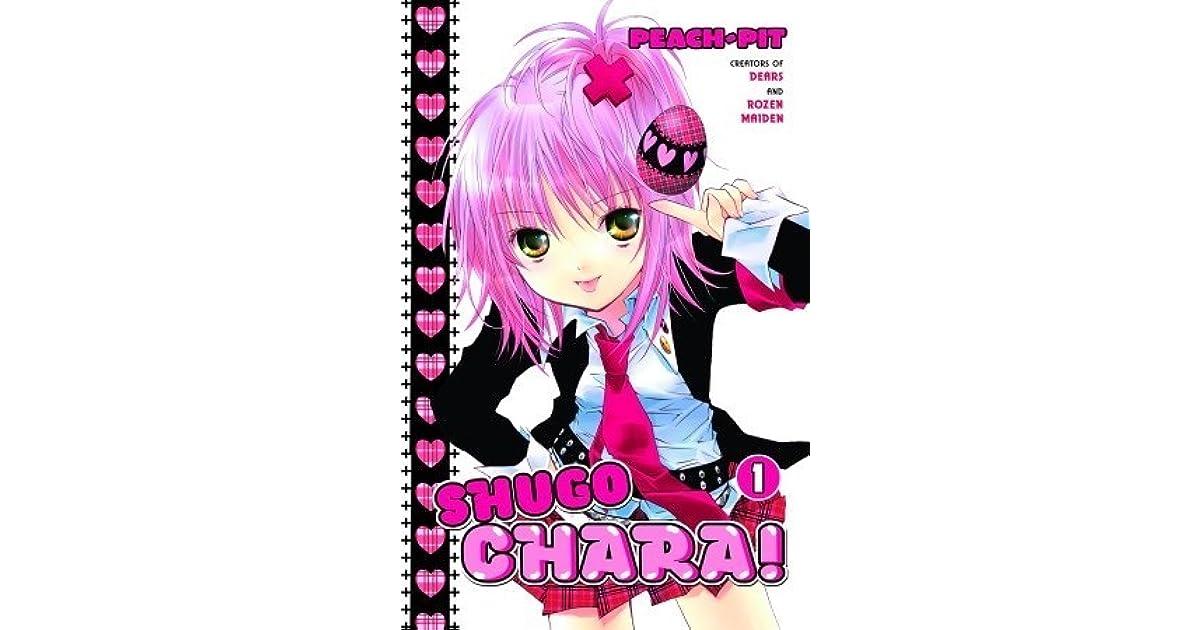 Shugo Chara Vol 1 Who Do You Want To Be Shugo Chara 1 By Peach Pit