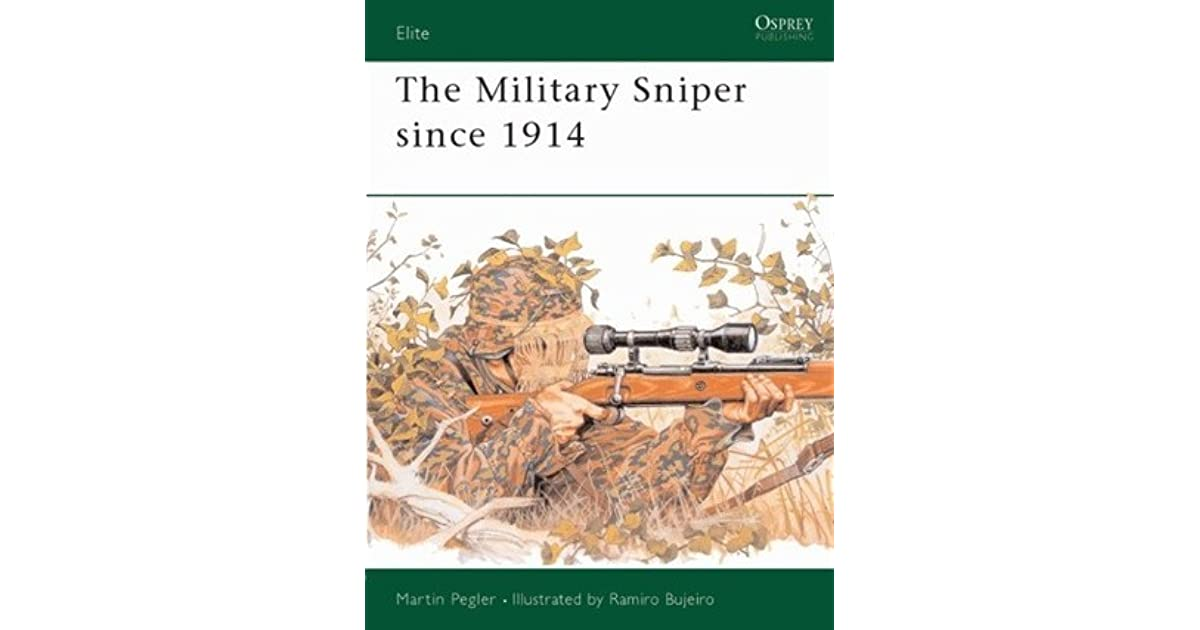 Osprey The Military Sniper since 1914 (Elite #68)