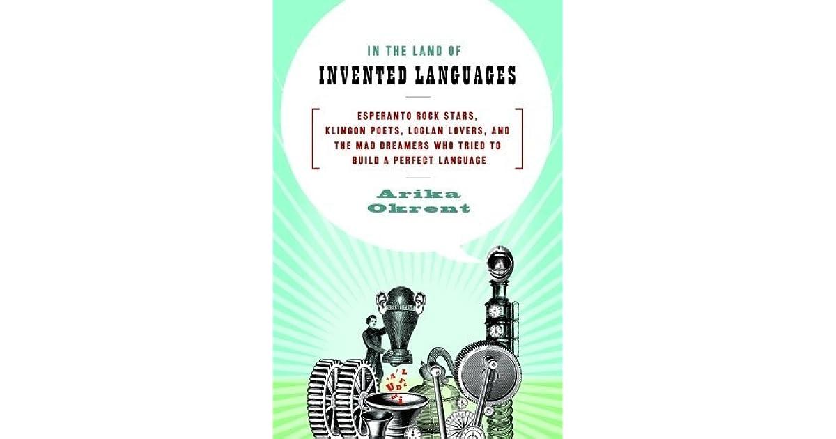 In the Land of Invented Languages: Esperanto Rock Stars