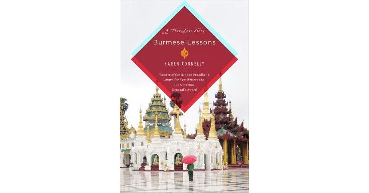 Myanmar Love Story Book
