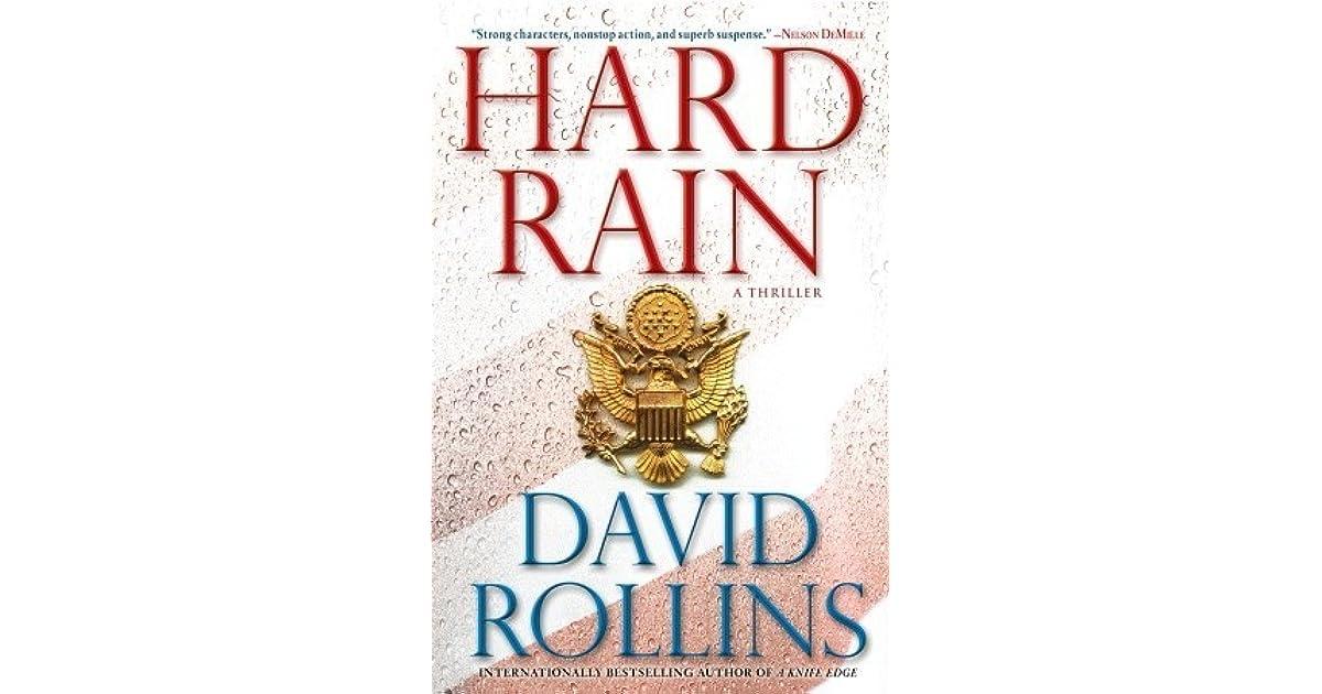 hard rain a vin cooper novel 3 rollins david