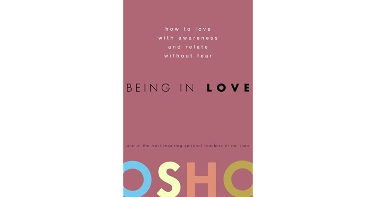 Osho Being In Love Free Pdf -