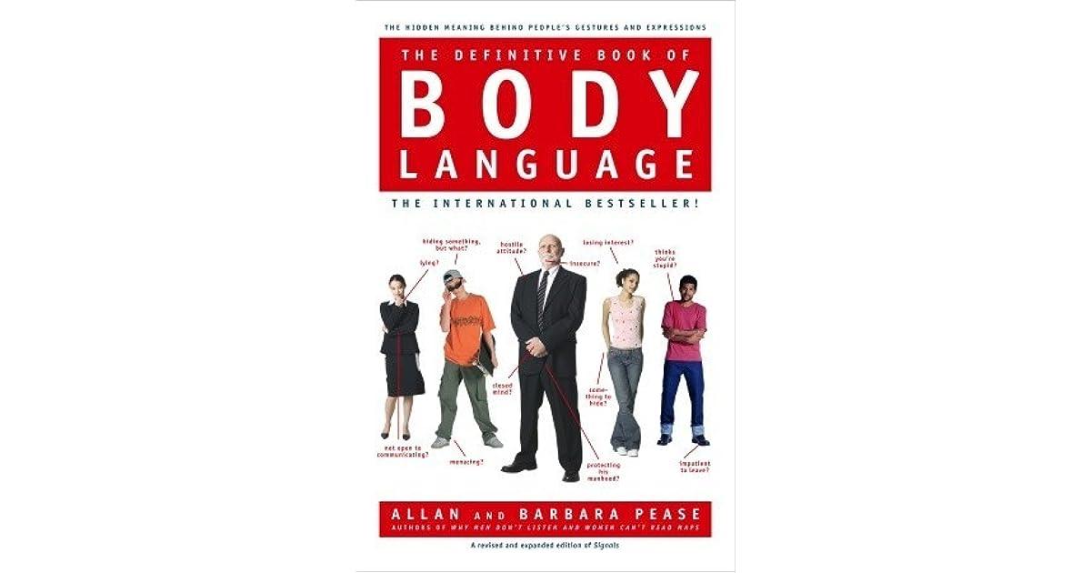 Allan barbara pease body language