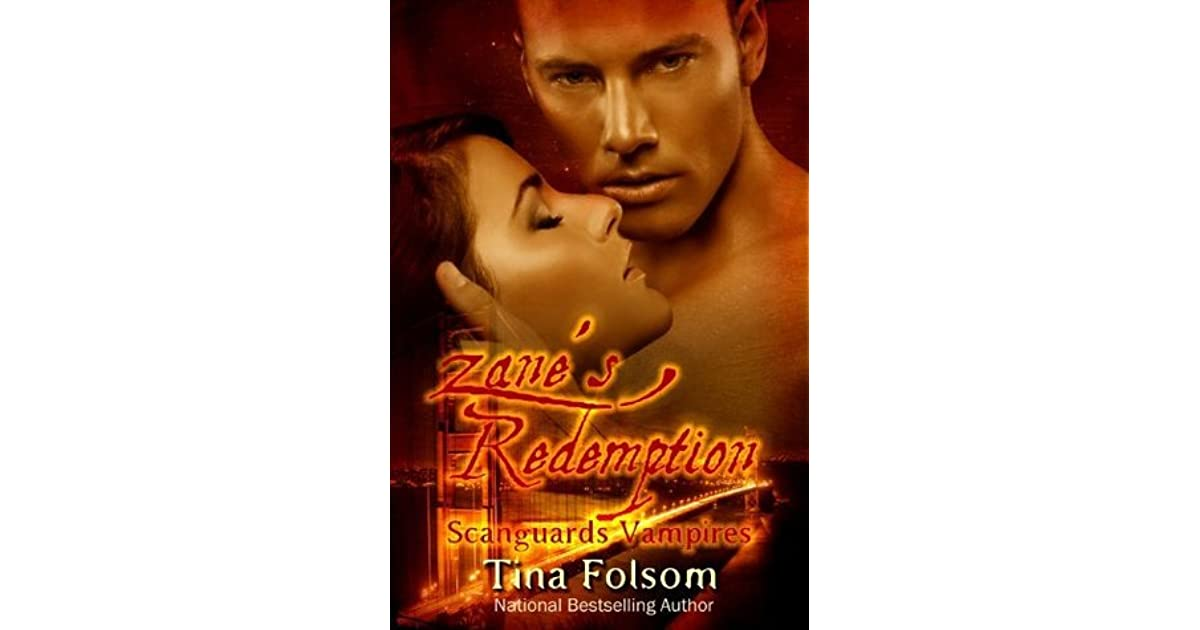 Zanes Redemption (Scanguards Vampires Book 5)