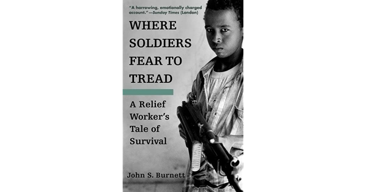 Where Soldiers Fear to Tread: At Work in the Fields of Anarchy
