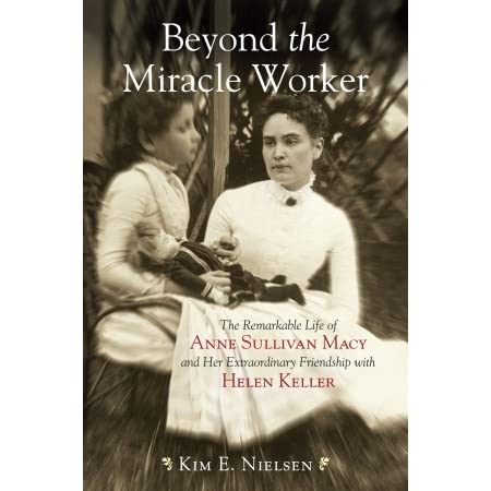 the miracle worker book essay The miracle worker summary initially written for television, the miracle worker by william gibson first aired in 1957 after it was warmly received by television audiences, it was rewritten for the stage and opened on broadway in 1959 at the playhouse theatre.