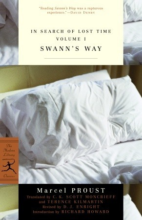 In Search of Lost Time Volume I: Swann's Way.