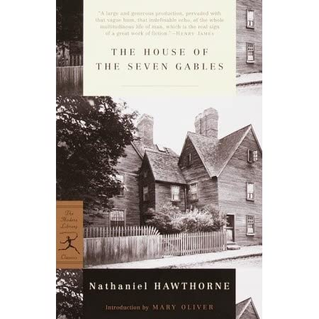 an analysis of american literature in the house of seven gables by nathaniel hawthorne Hooper-hathaway house nathaniel hawthorne the house of the seven gables as the setting of world-renowned american author nathaniel hawthorne's.