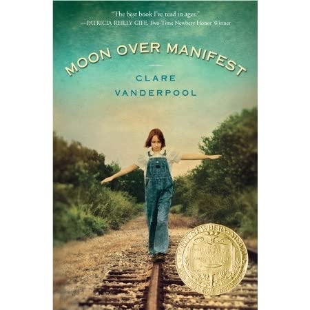 Julia Nashif's review of Moon Over Manifest