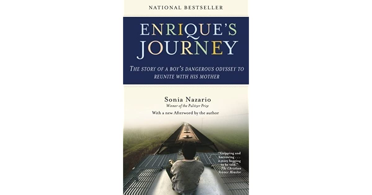 enrique s journey summary Get all the key plot points of sonia nazario's enrique's journey on one page from the creators of sparknotes.