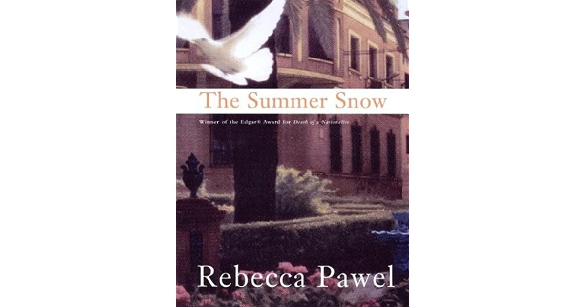 The Summer Snow (Soho Crime)