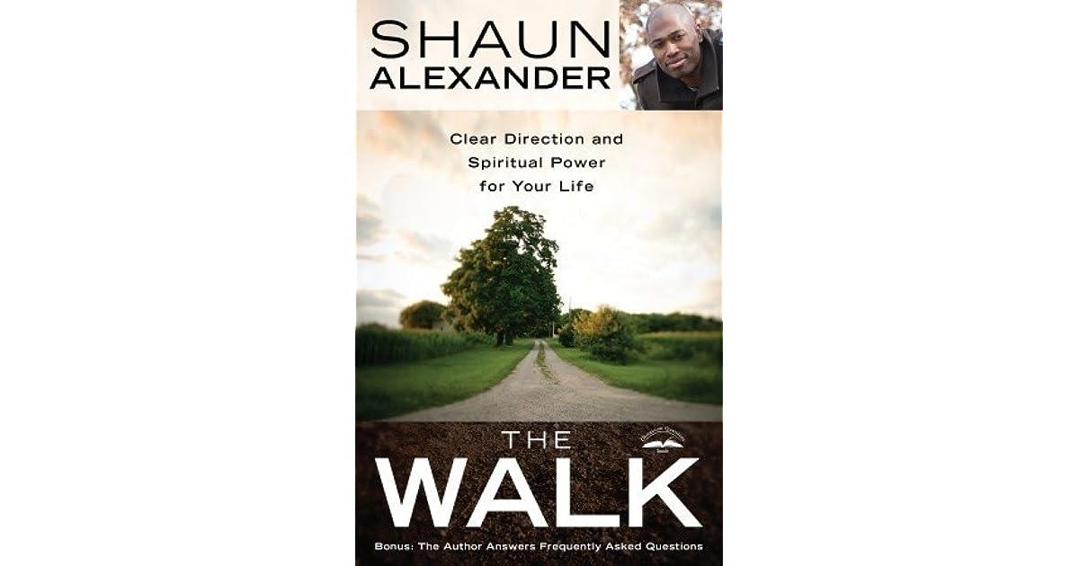 the walk alex ander shaun