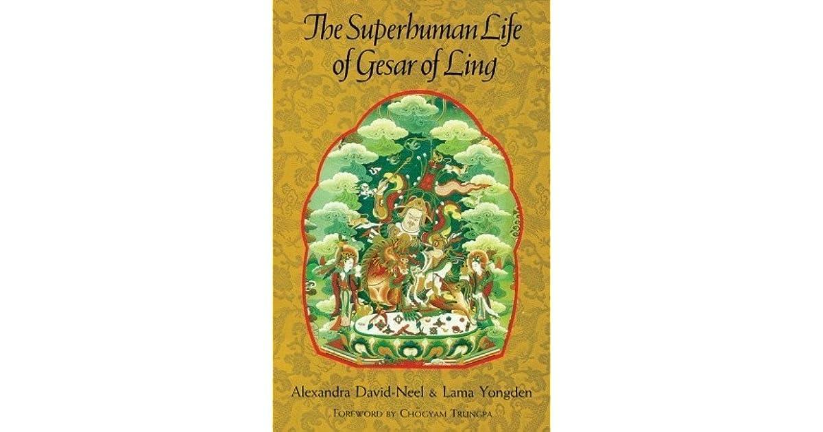 SUPERHUMAN LIFE OF GESAR OF LING EPUB DOWNLOAD