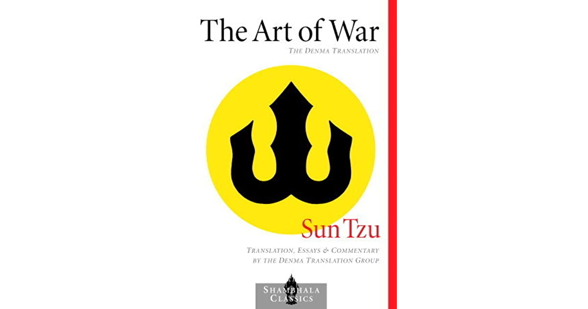 the art of war denma epub