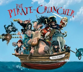 The Pirate-Cruncher Jonny Duddle