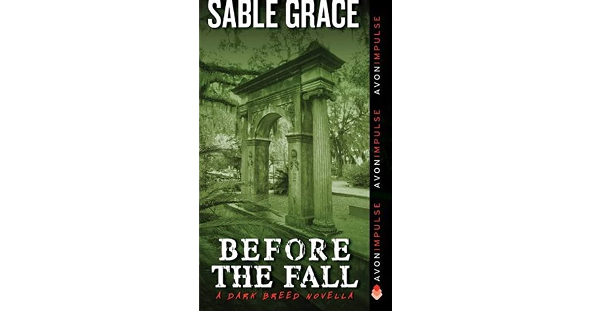 Before The Fall Dark Breed 0 5 By Sable Grace border=