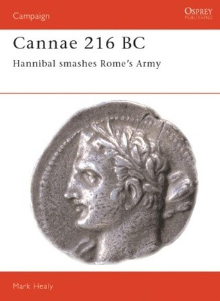 Cannae 216 BC by Mark Healy