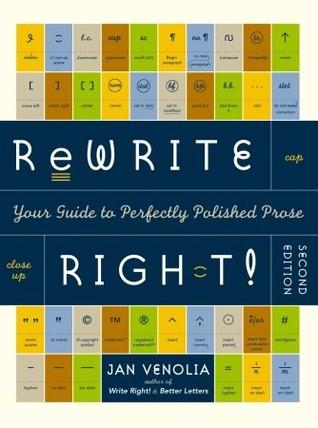 Rewrite Right! by Jan Venolia