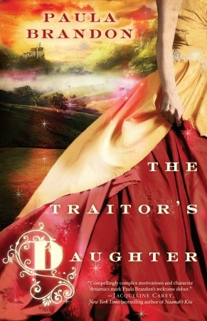 The Traitor's Daughter (The Veiled Isles Trilogy, #1)