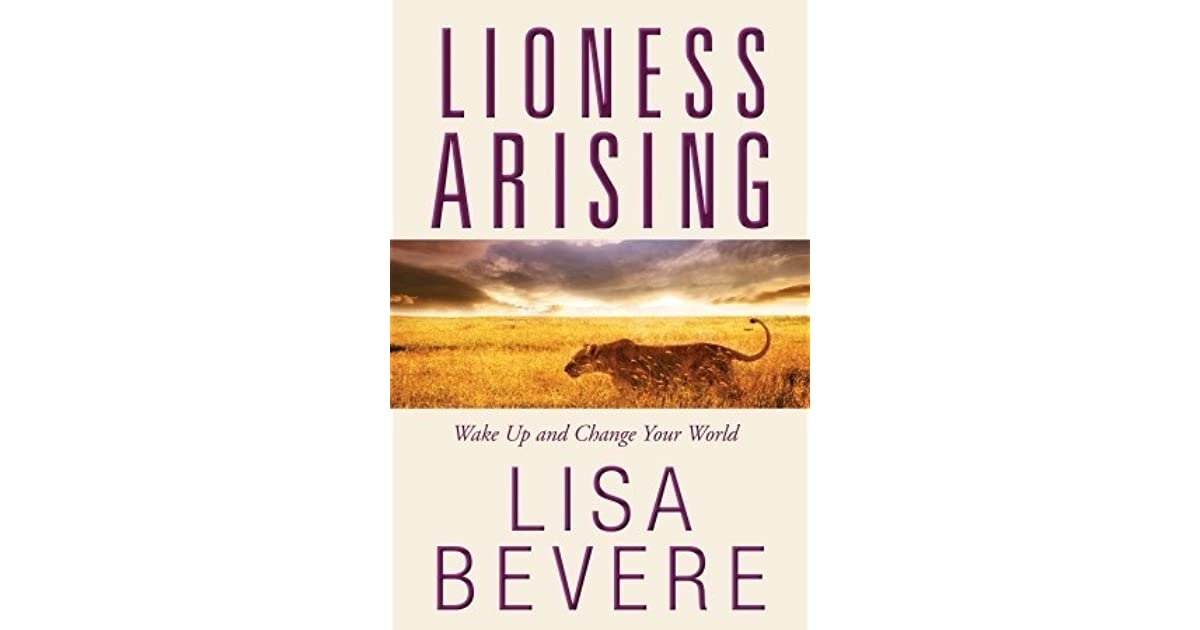 Lioness arising by lisa bevere fandeluxe Image collections