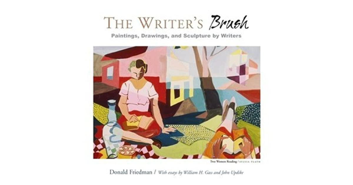 The Writer's Brush: Paintings, Drawings, and Sculpture by