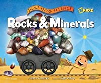 Rocks and Minerals (Jump Into Science)