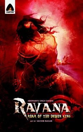 Ravana by Abhimanyu Singh Sisodia