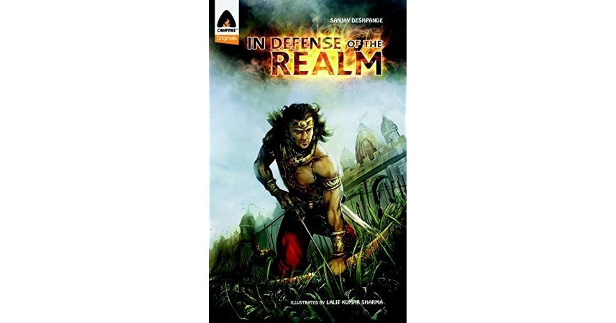In Defense Of The Realm By Sanjay Deshpande