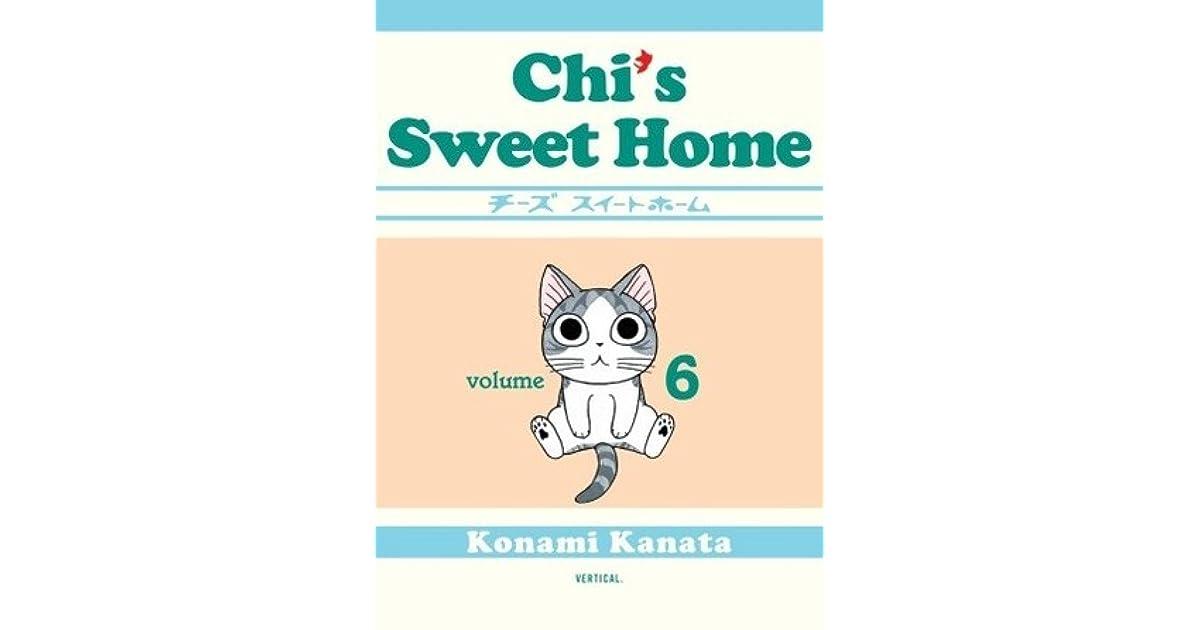 Chi s Sweet Home Volume 6 by Kanata Konami