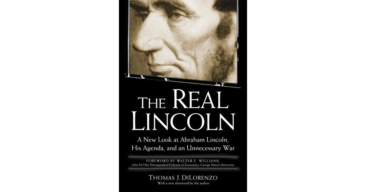 the real lincoln pdf