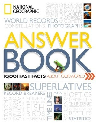 National Geographic Answer Book - 2010