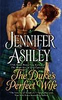 The Duke's Perfect Wife (Highland Pleasures, #4)