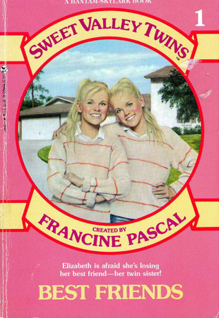 Best Friends Sweet Valley Twins 1 By Francine Pascal