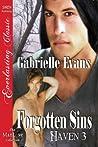 Forgotten Sins (Haven #3)
