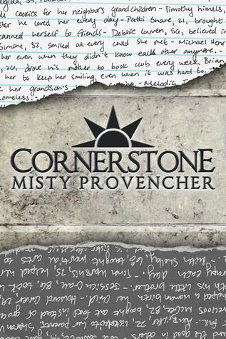 Cornerstone by Misty  Provencher
