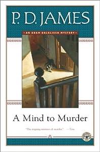 A Mind to Murder (Adam Dalgliesh #2)