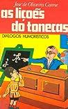As Lições do Tonecas (Colecção Pequenina, #32)
