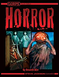 GURPS Horror 4th Edition