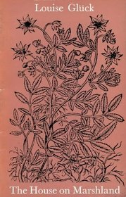 cover art of flowers and plants on a salmon background