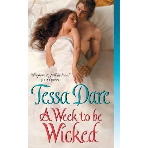 A Week to Be Wicked (Spindle Cove, #2) by Tessa Dare