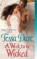 A Week to Be Wicked (Spindle Cove, #2)