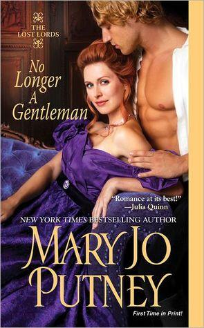 No Longer a Gentleman (Lost Lords, #4)