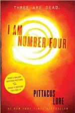 I Am Number Four (Lorien Legacies, #1)