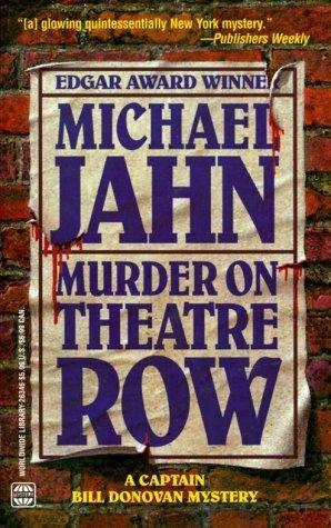 Murder on Theatre Row
